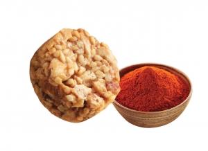 Nut Cluster – Hot & Spicy ธัญพืชอบกรอบรสเผ็ด